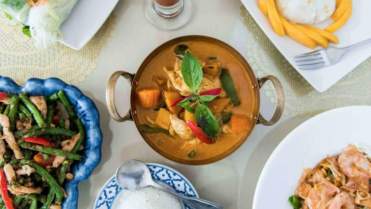Koon Thai Kitchen Visit Concord
