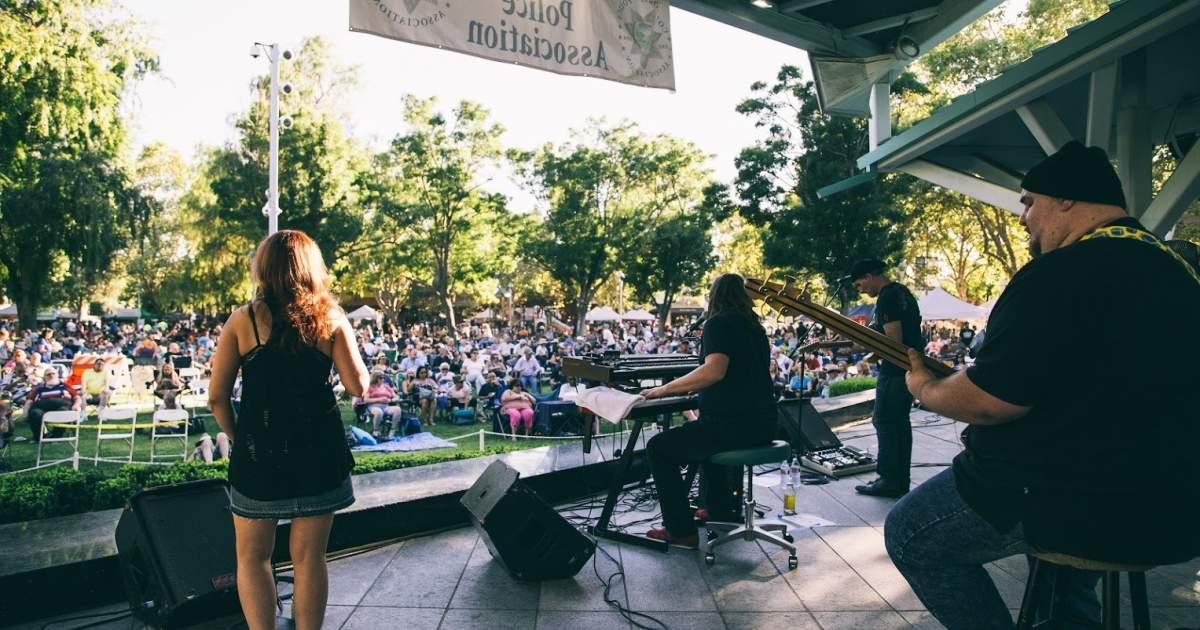 Music and Market 2019 Concert Series ~ Todos Santos Plaza - Visit