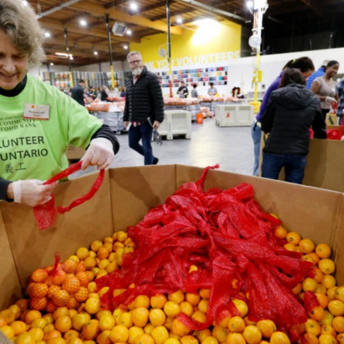 The Food Bank of Contra Costa & Solano County - Visit Concord